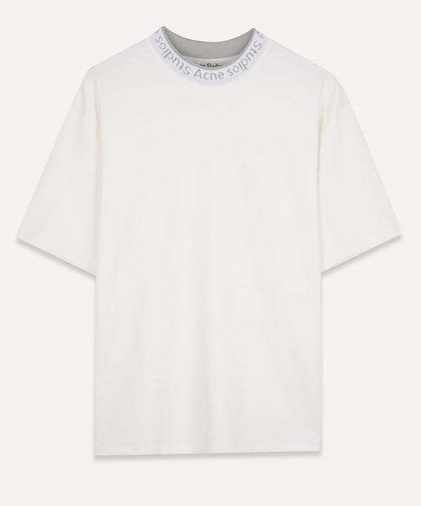 Acne Studios - Logo Rib Neck T-Shirt