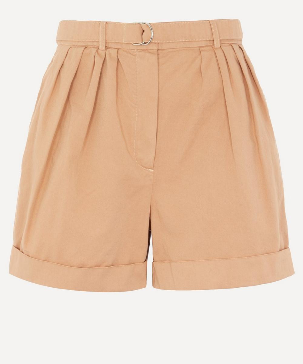 Cotton Twill Chino Short