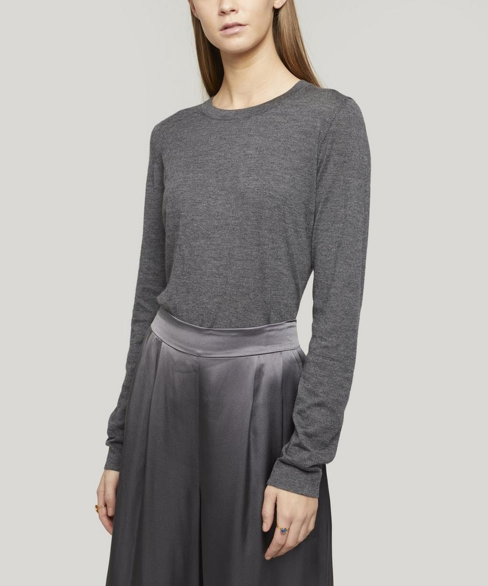 Super Light Cashmere Top