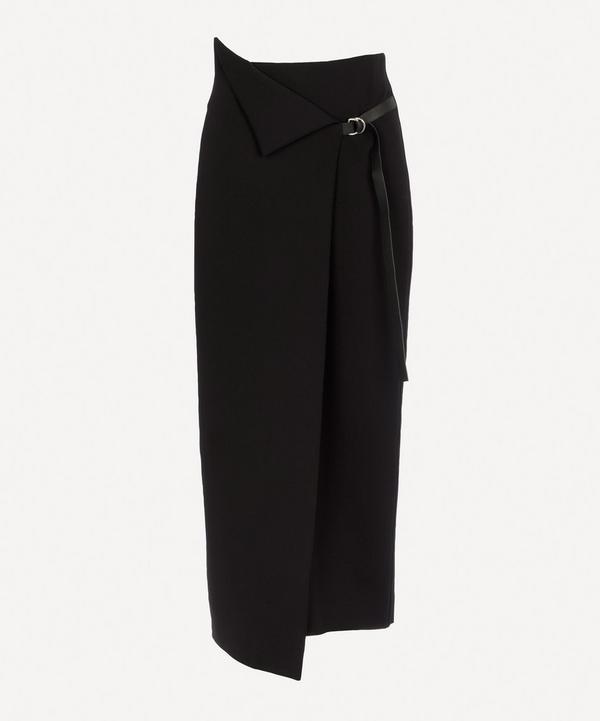 Ogechi Fold-Over Waist Skirt