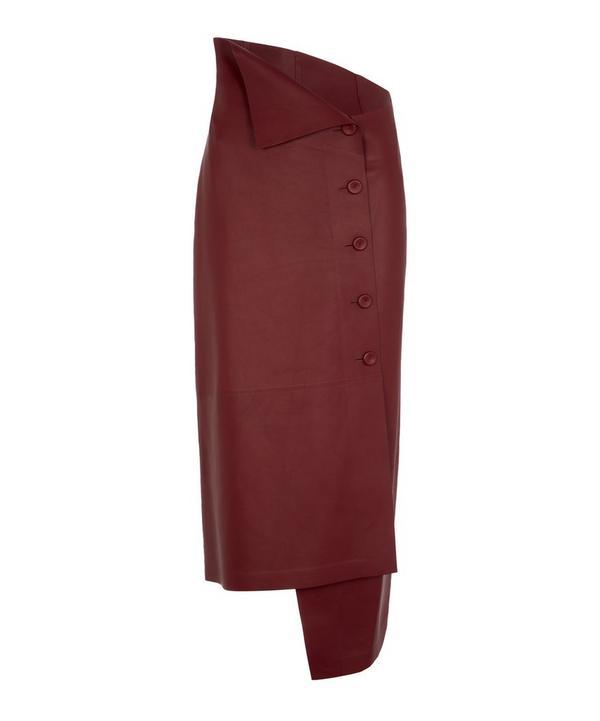 Verna Asymmetric Skirt