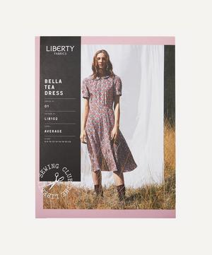 Bella Tea Dress Sewing Pattern