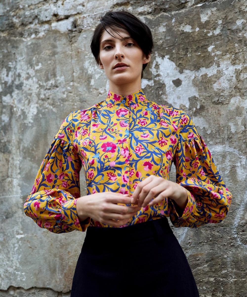 Thea Boho Sleeve Shirt Sewing Pattern