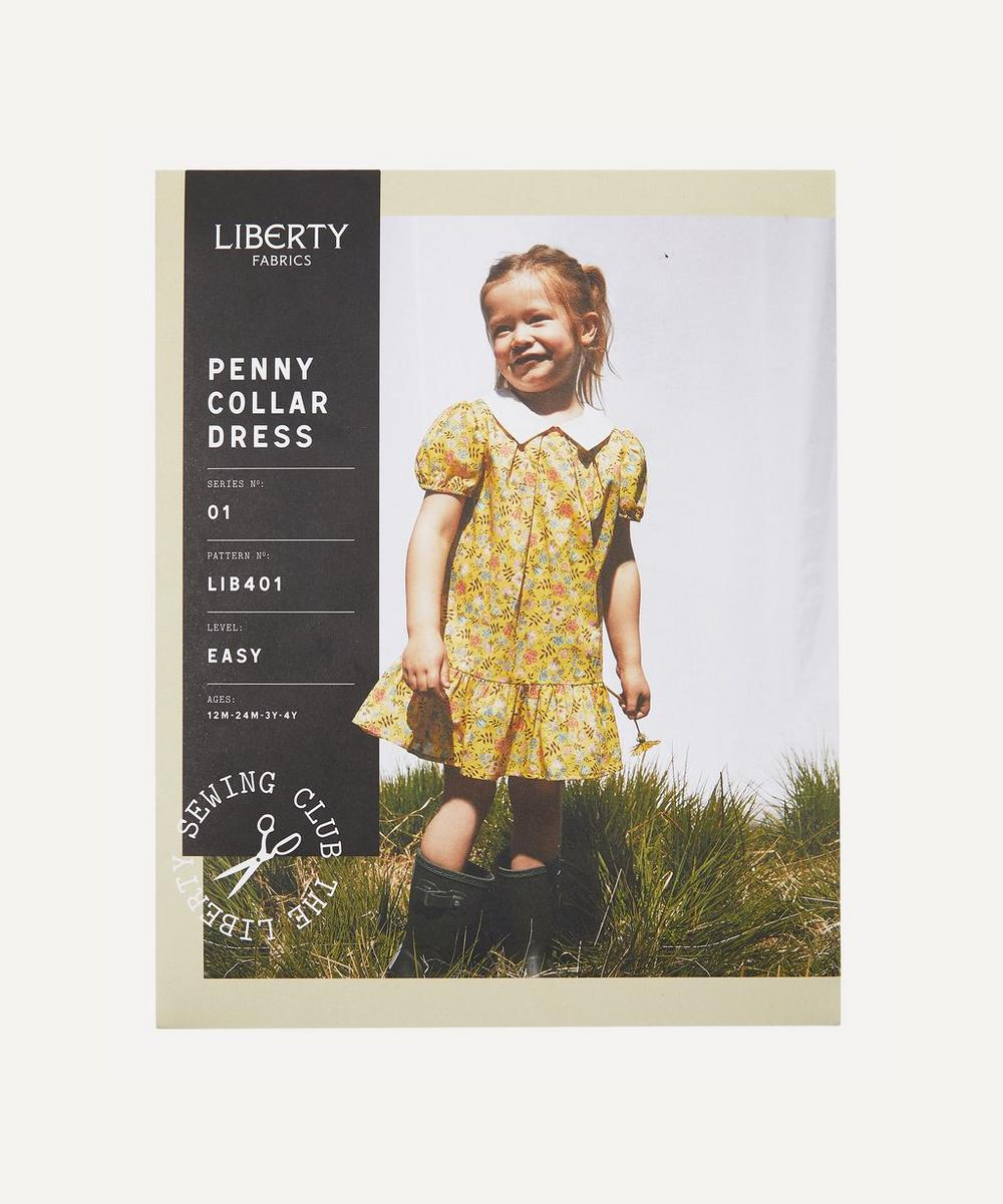 Penny Collar Dress Sewing Pattern