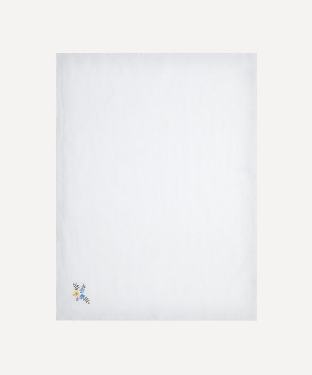 Edenham Linen Tea Towel
