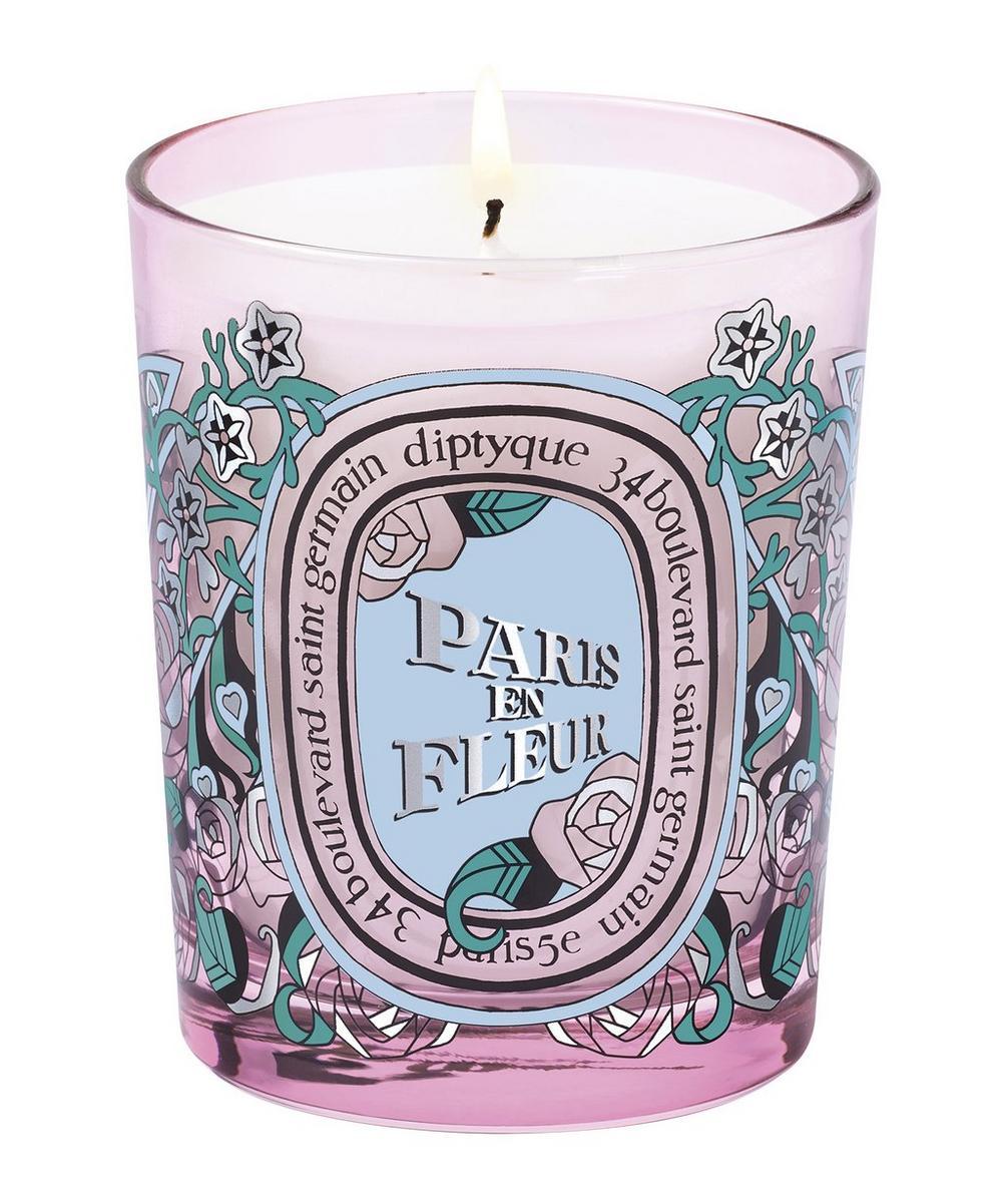 Paris en Fleur Scented Candle 190g