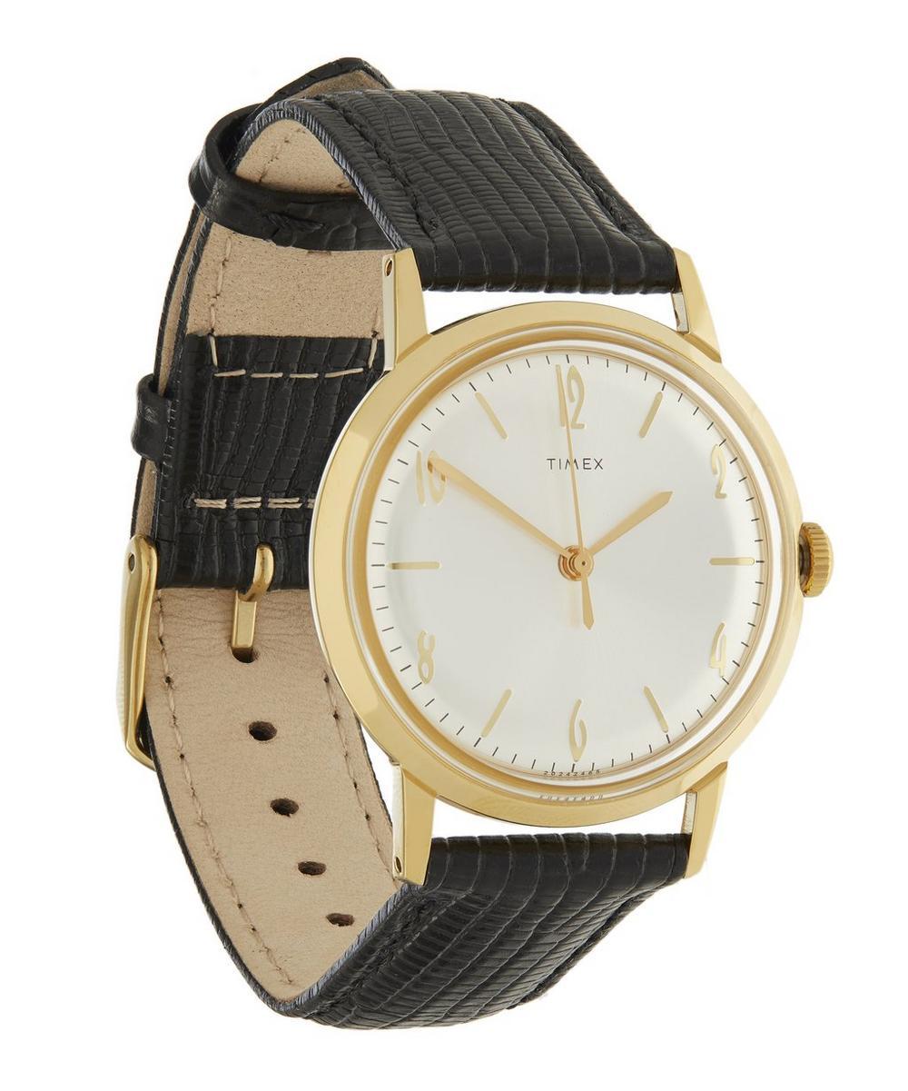 Marlin Hand-Wound Watch