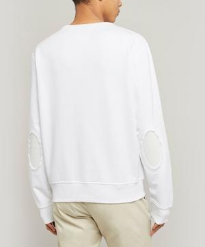 Elbow Patch Sweatshirt