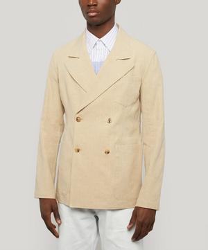 Recycled Linen Blazer