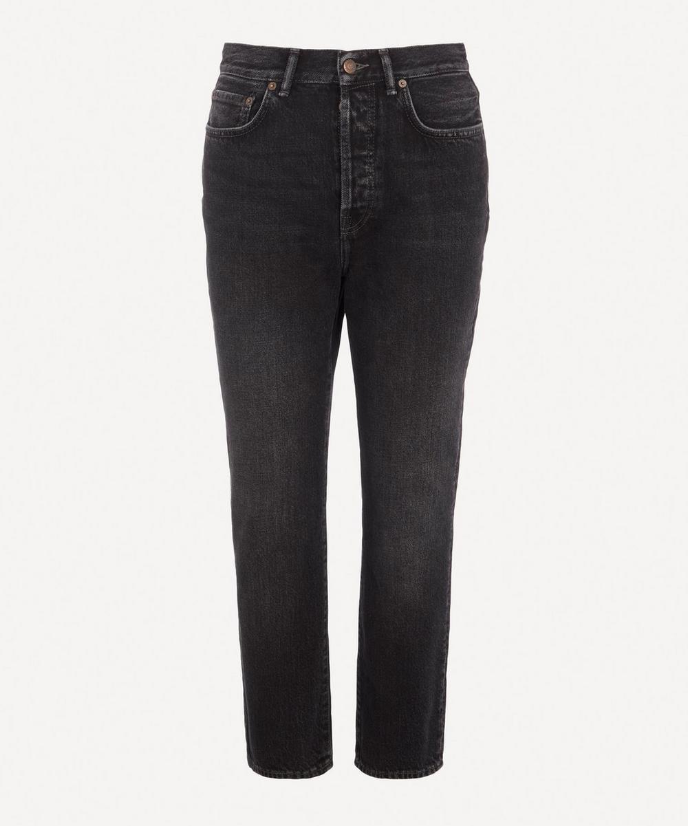 Acne Studios - Mece High-Rise Straight Jeans