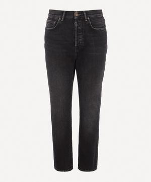 Mece High-Rise Straight Jeans
