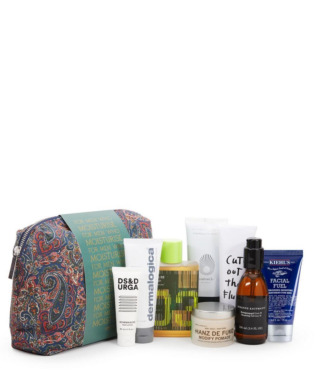 Liberty London - For Men Who Moisturise Grooming Kit
