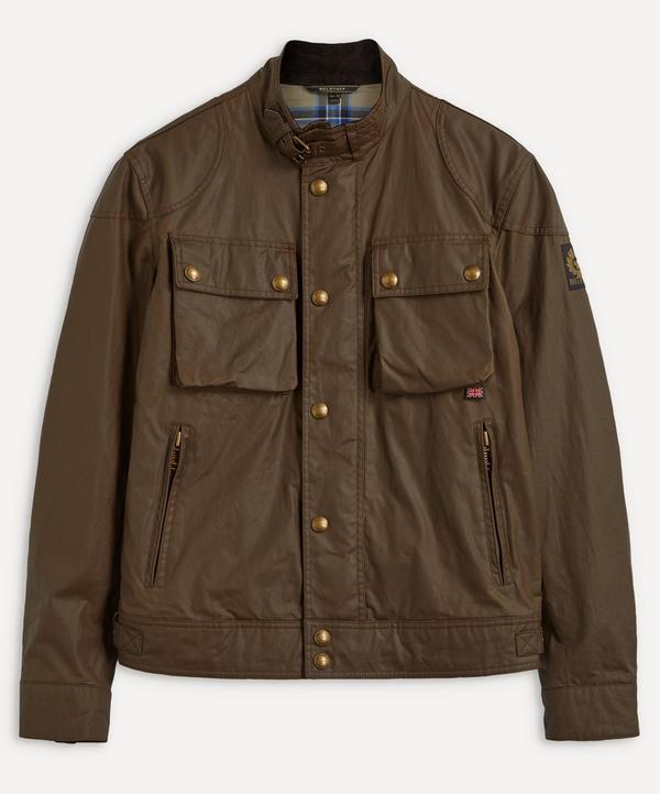 Belstaff - Racemaster Waxed-Cotton Jacket