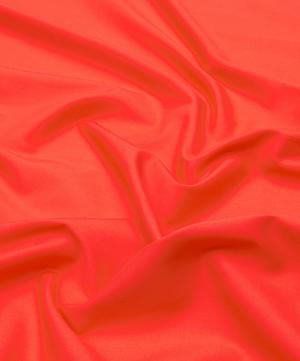Poppy Red Plain Tana Lawn™ Cotton