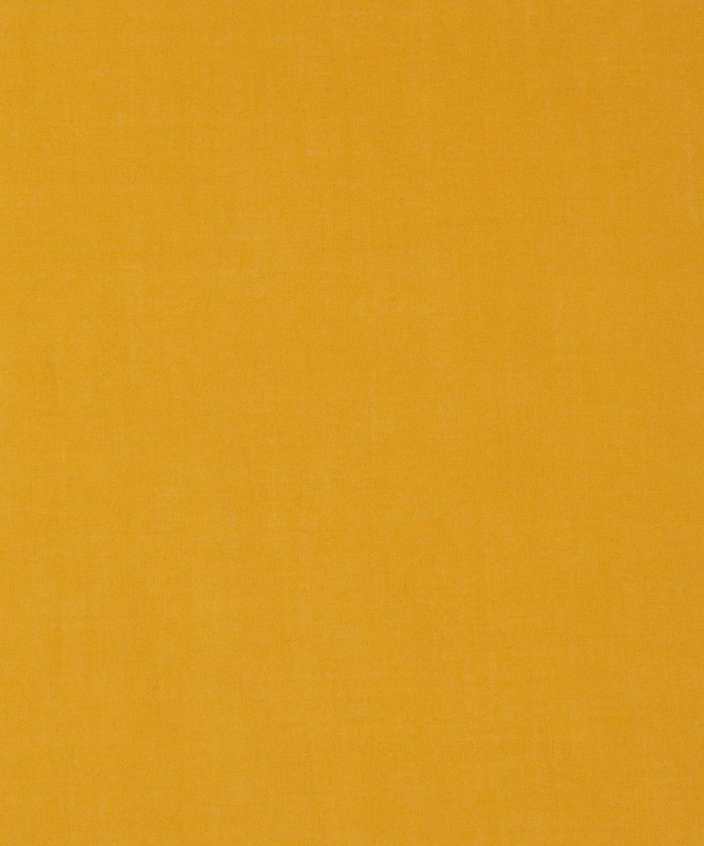 Ochre Plain Tana Lawn™ Cotton