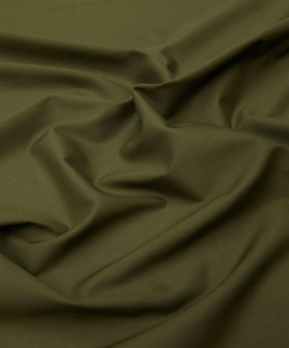 Moss Plain Tana Lawn™ Cotton