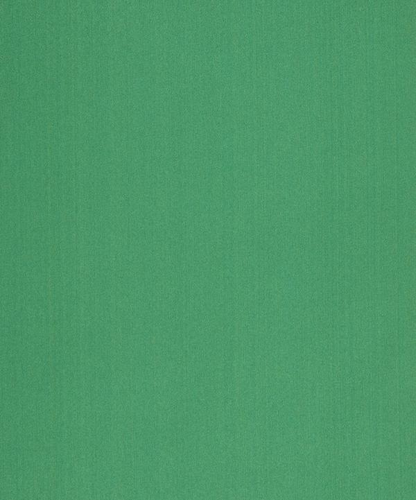 Emerald Plain Silk Satin