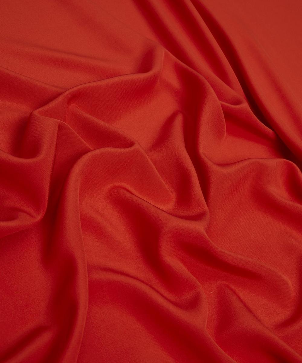 Furnace Plain Silk Crepe de Chine