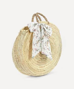 Large Elizabeth Round Basket