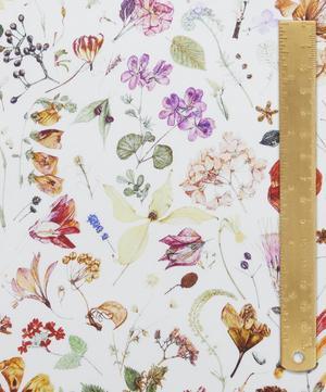 Floral Eve Duchesse Silk Satin