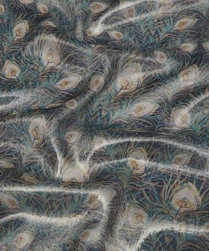 Juno Feather Silk Lamé