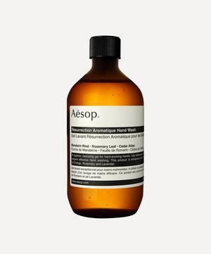 Aesop Resurrection Aromatique Hand Wash Refill 500ml
