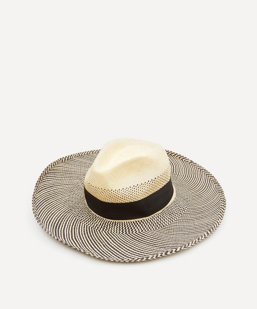 St Tropez Wide Brim Hat