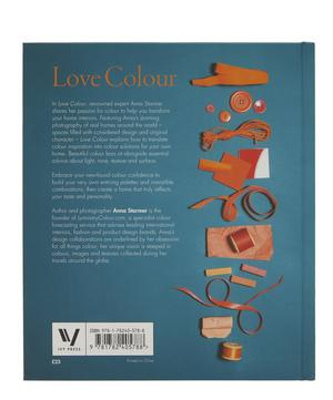 Love Colour: Choosing Colours to Live With
