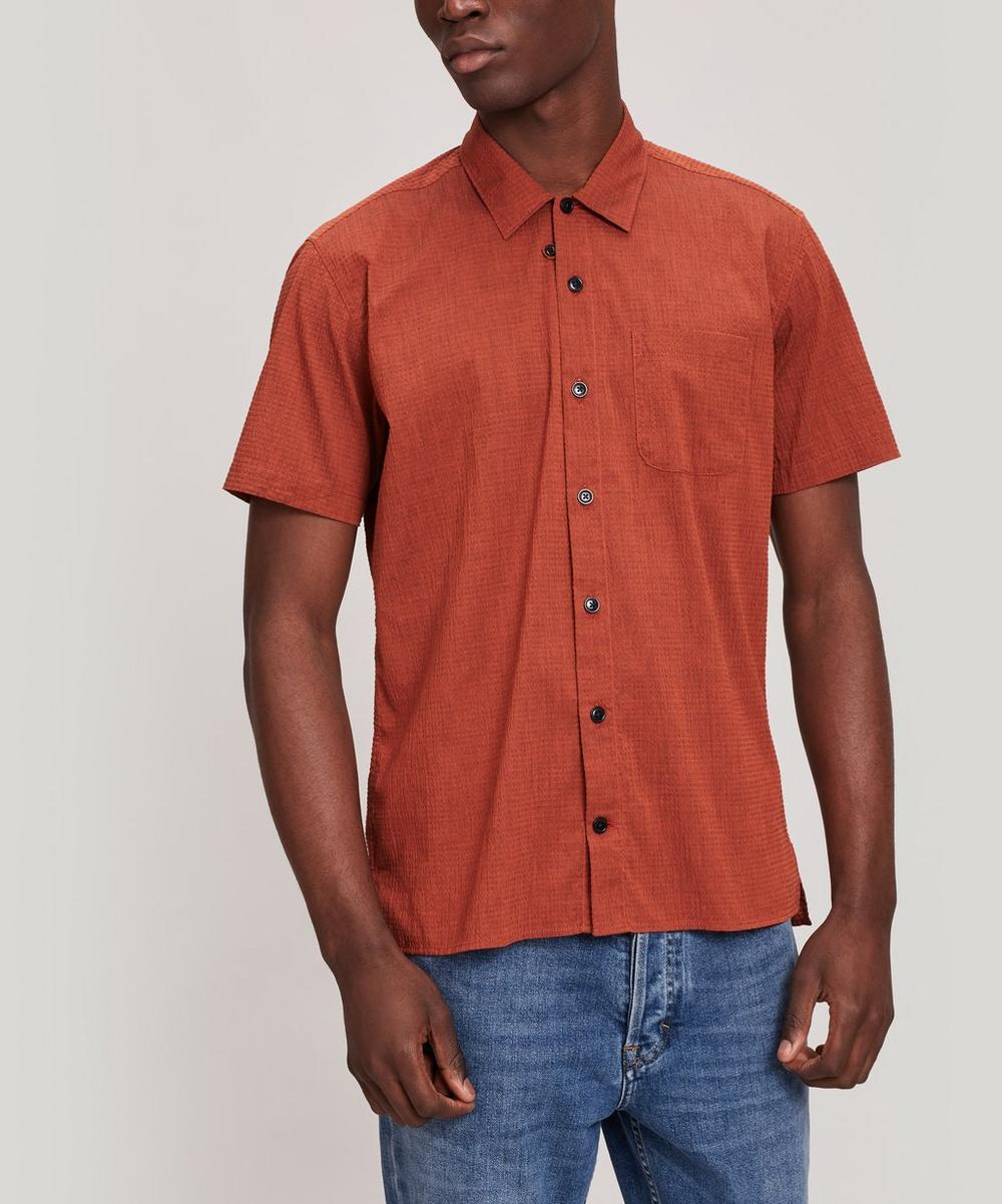 Hawaiian Short-Sleeved Shirt