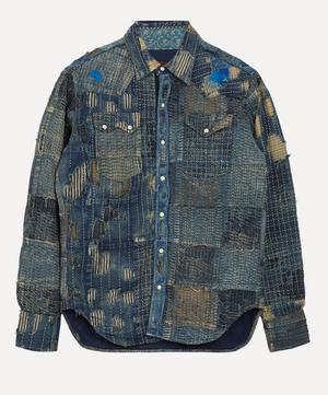 Nora x Kaya Boro Western Shirt