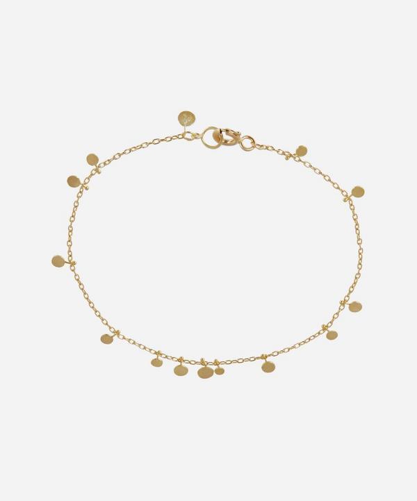 Sia Taylor - Gold Little Random Dots Bracelet