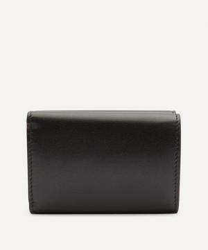 Mini Leather Cash Wallet