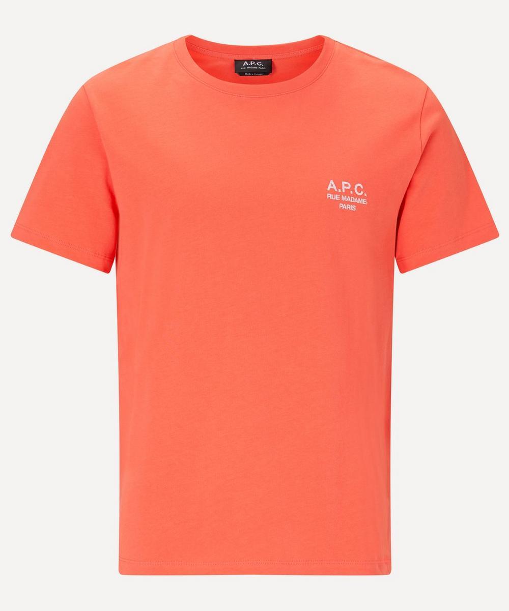 A.P.C. - Raymond Embroidered Logo T-Shirt