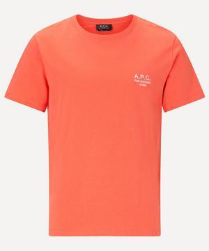 Raymond Embroidered Logo T-Shirt
