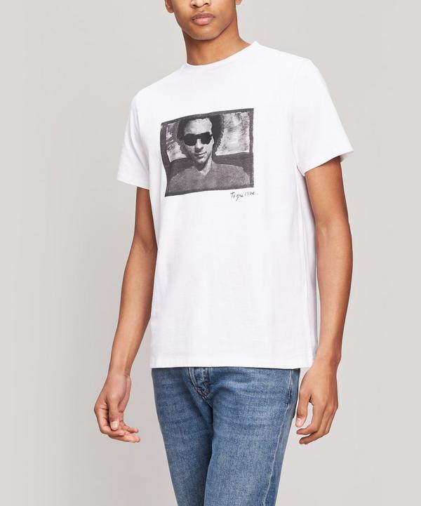 Jean Touitou Photo Print T-Shirt
