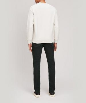 Rufus Embroidered Logo Sweater