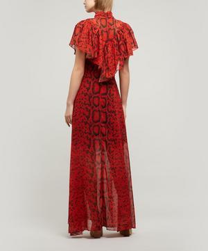 Kim High-Neck Dress