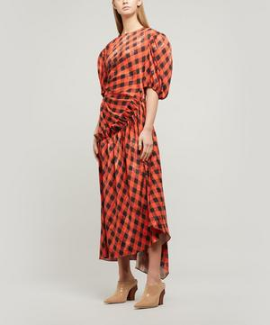 Indy Floral Jacquard Dress