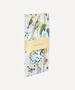 Birds Sinfonia Travel Journal