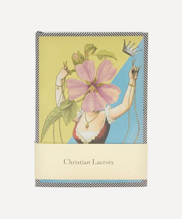 Christian Lacroix Papier - A6 Madame Fleur Layflat Notebook