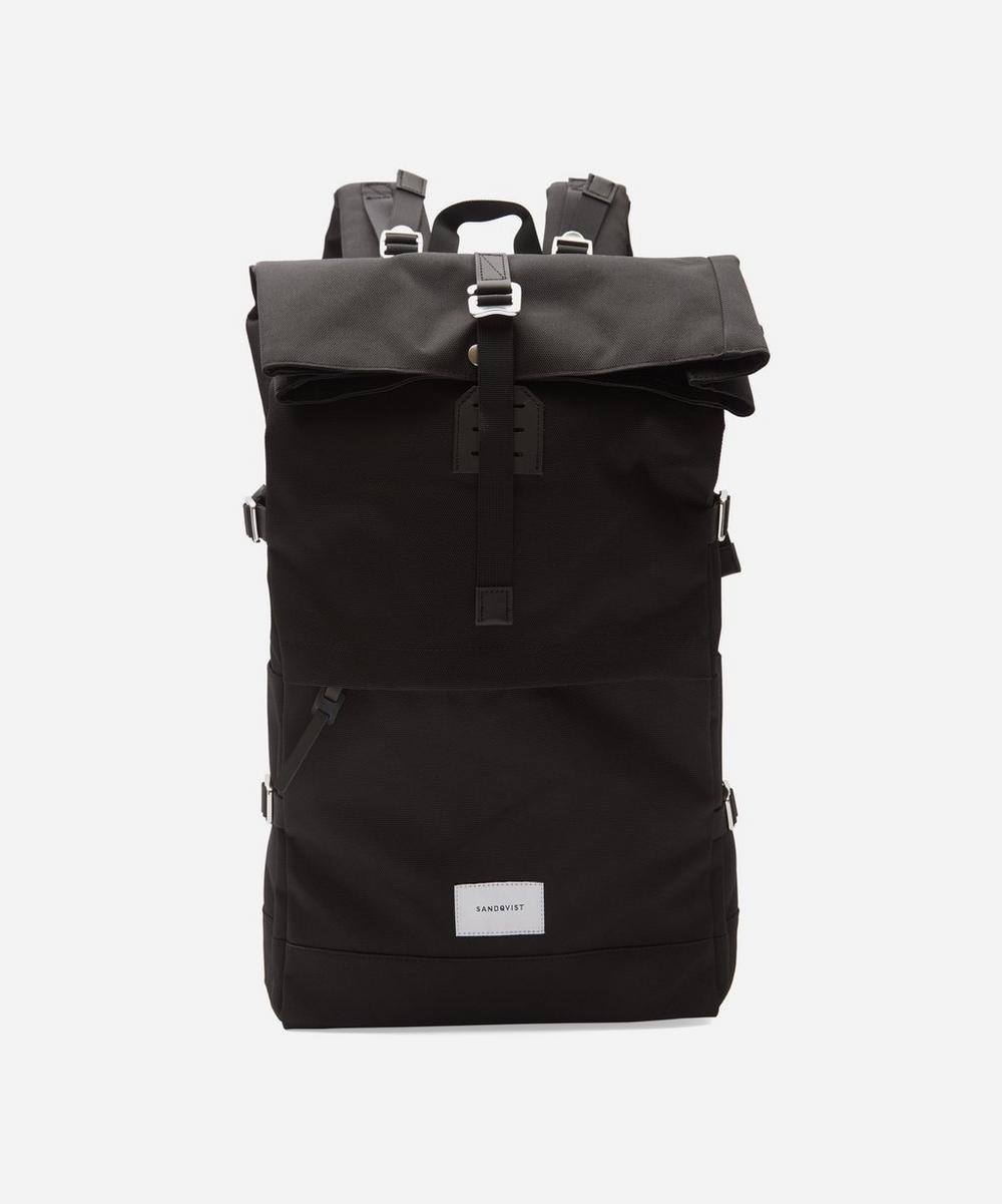 Sandqvist - Bernt Cordura Roll Top Backpack