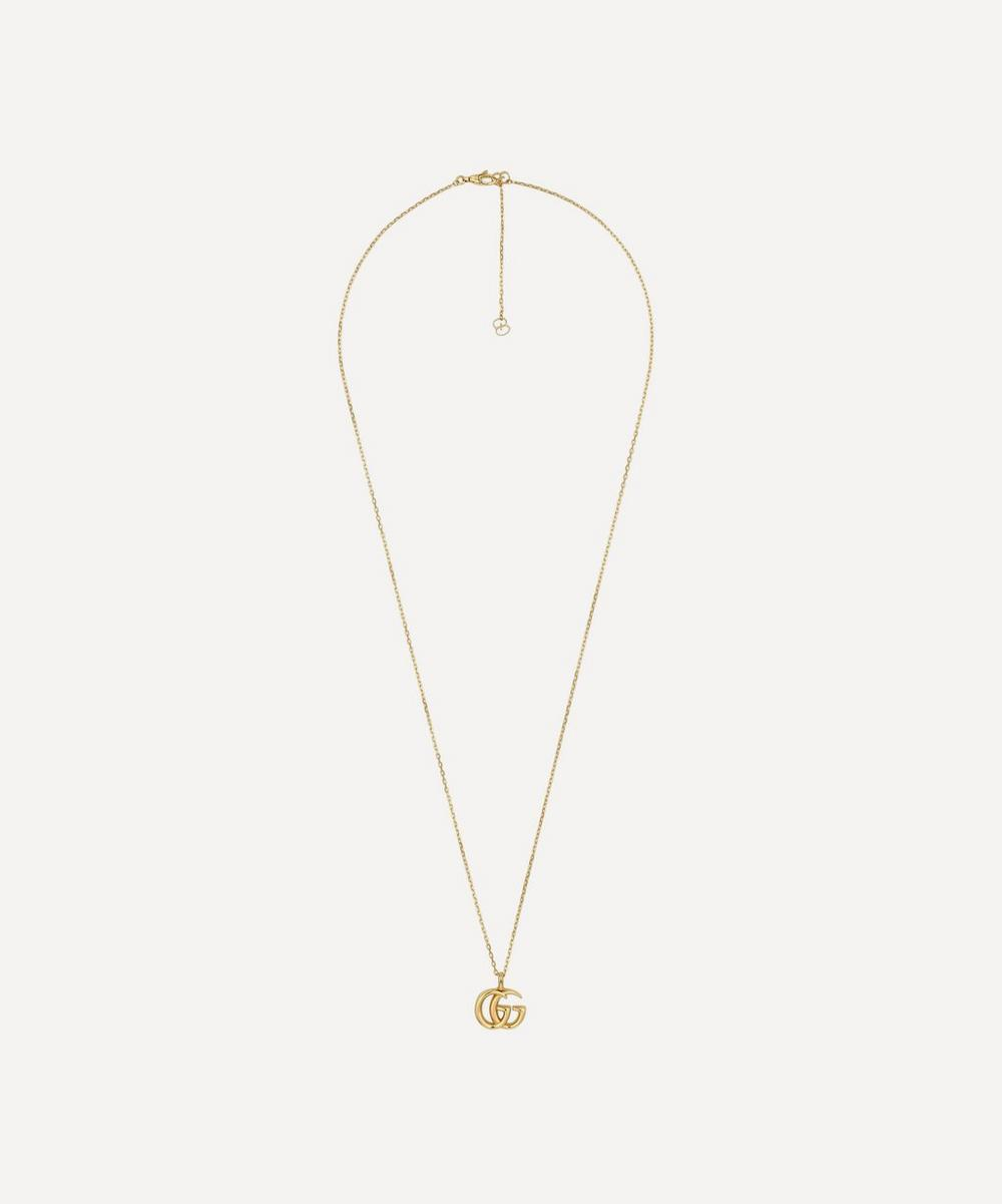 Gold GG Running Necklace