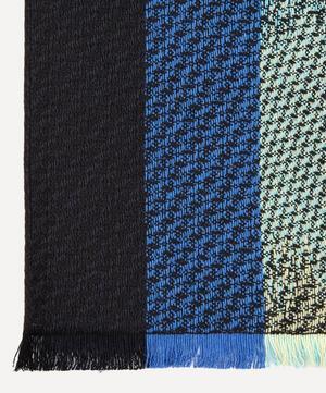 Slim Multicolour Stripe Scarf