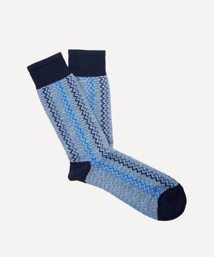 Big Zig-Zag Socks