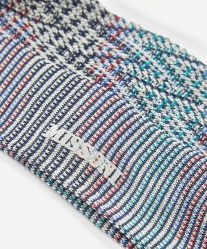 Multi Zig-Zag Socks