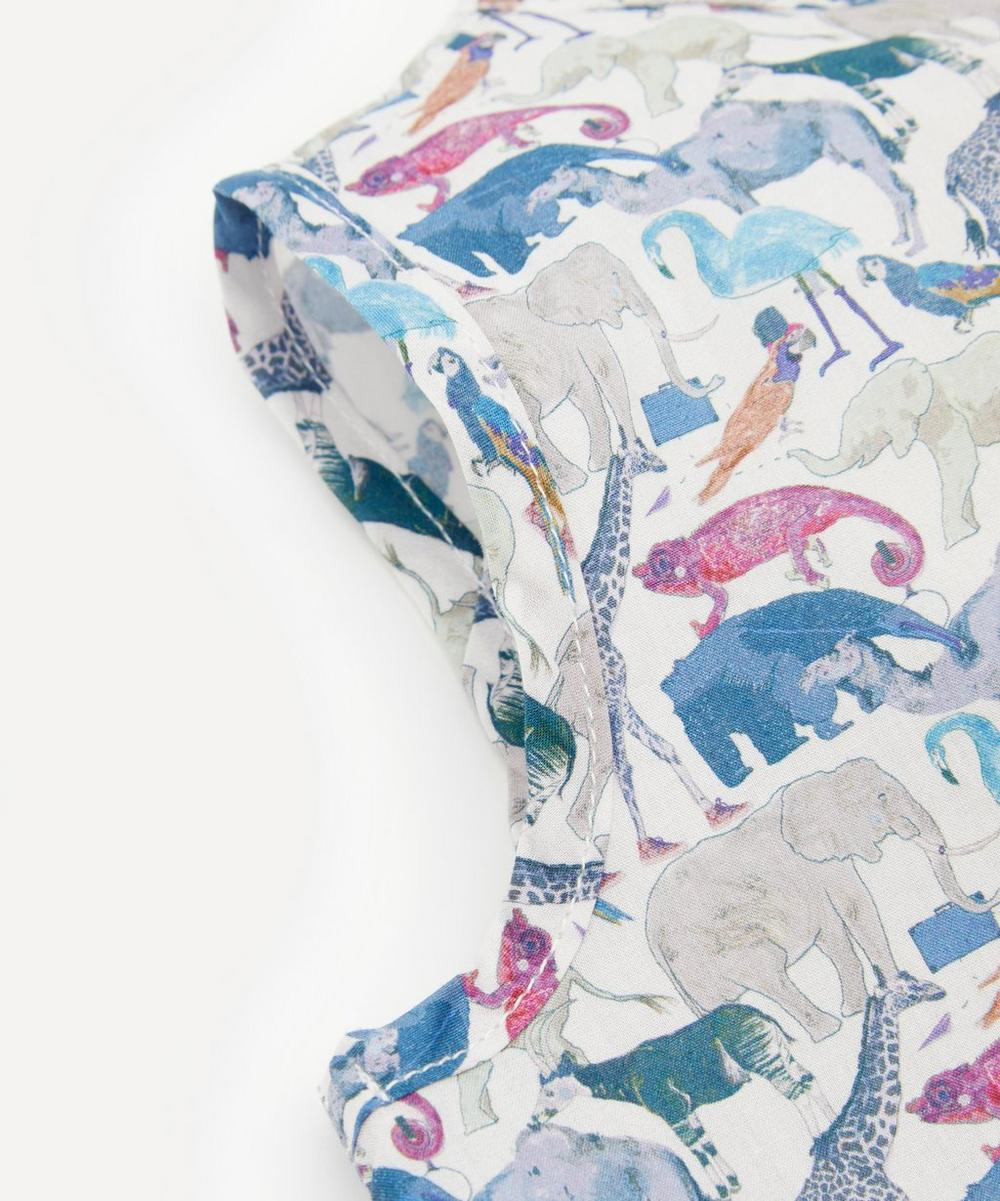 Queue for the Zoo Button-Up Romper 3-24 Months
