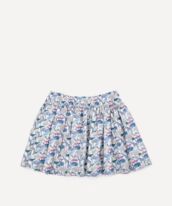 Liberty - Queue for the Zoo Circle Skirt 2-10 Years