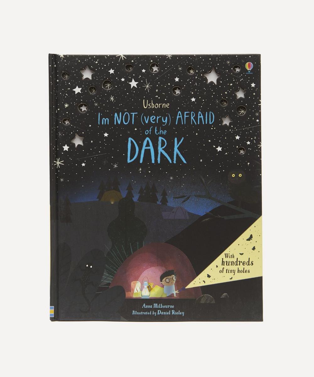 Bookspeed - I'm Not (Very) Afraid of the Dark