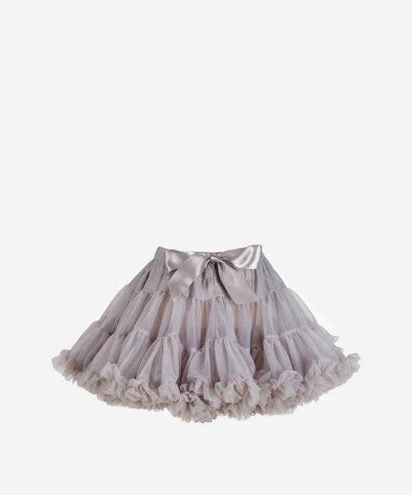 Bob & Blossom - Dove Grey Tutu Skirt 2-8 Years