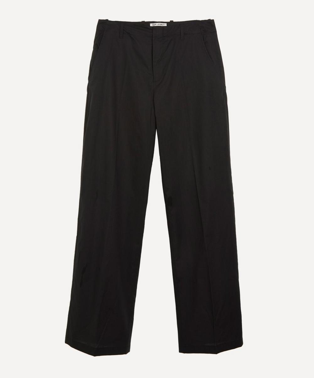 Our Legacy - Borrowed Cotton Voile Chinos